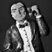 Куклы и игрушки ручной работы. Ярмарка Мастеров - ручная работа Джеймс Бонд. Handmade.