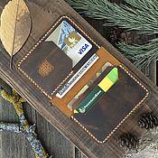 handmade. Livemaster - original item Wallets: Wallet cardholders. Handmade.
