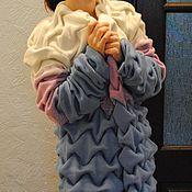 Одежда ручной работы. Ярмарка Мастеров - ручная работа Кардиган-пальто. Handmade.