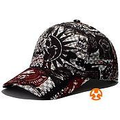 Аксессуары handmade. Livemaster - original item Fullprint punks baseball cap. Handmade.