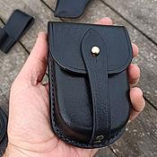 Сувениры и подарки handmade. Livemaster - original item Case for handcuffs, hard, molded. Handmade.