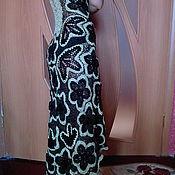 Одежда ручной работы. Ярмарка Мастеров - ручная работа Ночные цветы. Handmade.