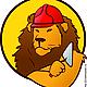 Иллюстрации ручной работы. Логотип (дизайн). Алексей (vizitka-23). Интернет-магазин Ярмарка Мастеров. Макет визитки, дизайн-проект