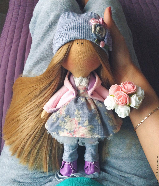Тильда это текстильная кукла