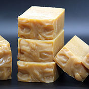 Косметика ручной работы handmade. Livemaster - original item Natural soap with melted cow`s milk and butter. Handmade.