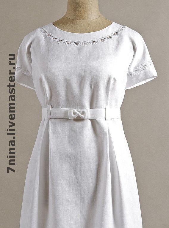 Льняные платья с доставкой