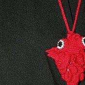 Сувениры и подарки ручной работы. Ярмарка Мастеров - ручная работа Рыбка съела флэшку. Handmade.