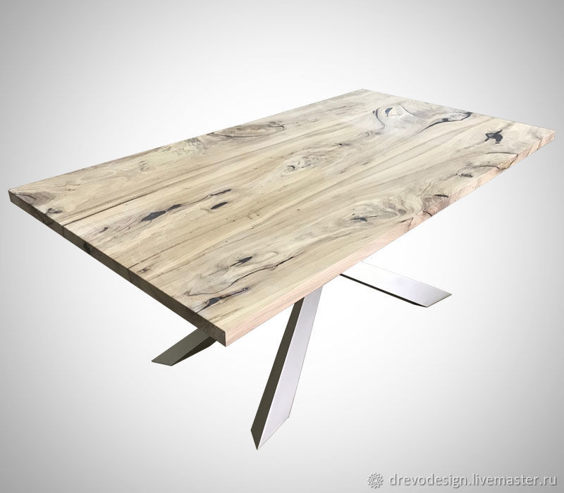Dining table made of elm, Tables, Belgorod,  Фото №1