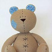 Куклы и игрушки ручной работы. Ярмарка Мастеров - ручная работа Медвежонок Тэо. Handmade.