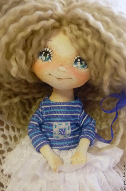 handmade doll, enkapenka