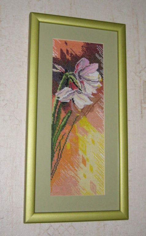 Картины цветов ручной работы. Ярмарка Мастеров - ручная работа. Купить Осенние цветы. Handmade.