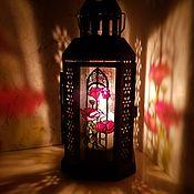 Для дома и интерьера handmade. Livemaster - original item Small candle holder