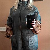 Одежда handmade. Livemaster - original item Jacket-a versatile