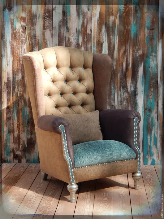 Мебель ручной работы. Ярмарка Мастеров - ручная работа. Купить Кресло №69. Handmade. Кресло, винтаж, старина, буковая, бук
