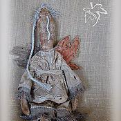 Куклы и игрушки ручной работы. Ярмарка Мастеров - ручная работа Ангел ...  над городом. Handmade.