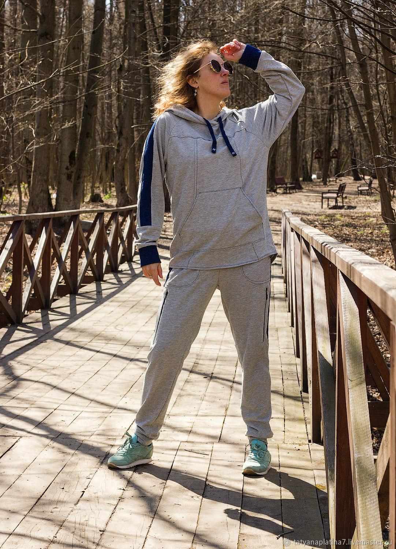 свитшот и штаны, Спортивные костюмы, Москва,  Фото №1