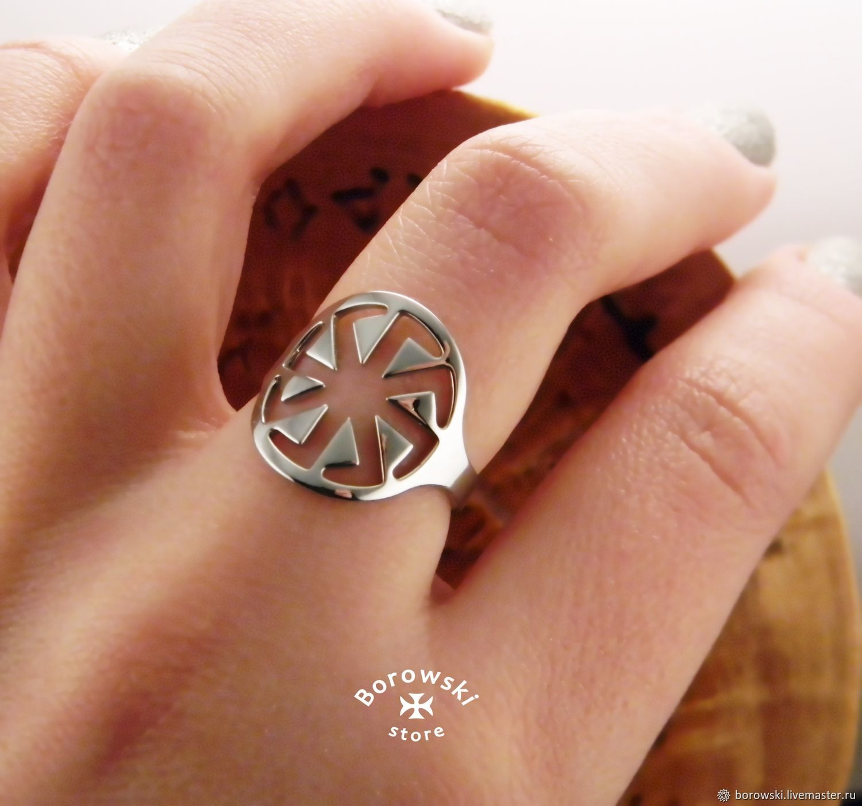 Ring ' Kolovrat ', Rings, St. Petersburg,  Фото №1