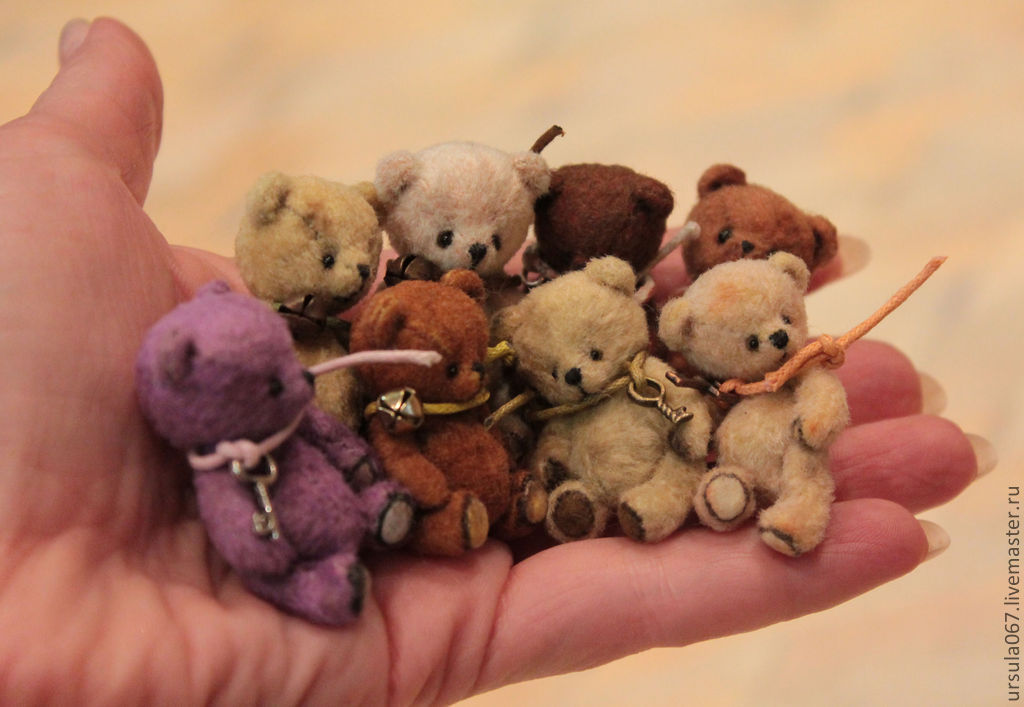 Моя коллекция мягких игрушек своими руками 64
