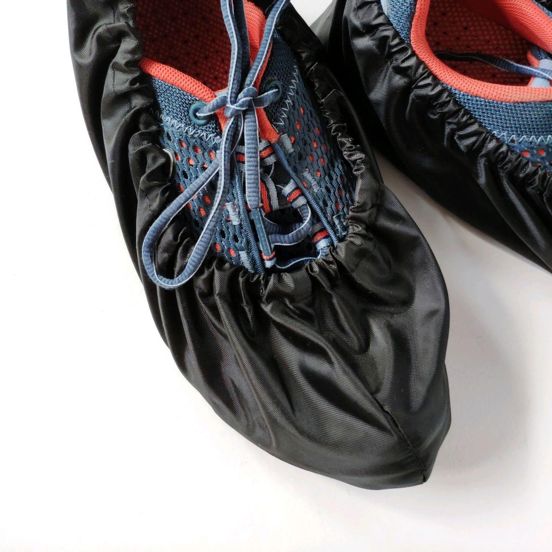 Обувь ручной работы. Ярмарка Мастеров - ручная работа. Купить Многоразовые бахилы (средние, большие). Handmade. Эко-сумка, нитка