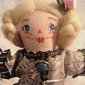 Куклы и игрушки ручной работы. Ярмарка Мастеров - ручная работа Марфуша. Handmade.