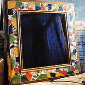 Для дома и интерьера ручной работы. Ярмарка Мастеров - ручная работа Зеркало Мозайка. Handmade.