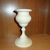 handmade. Livemaster - original item candle holder. Handmade.