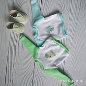 Тыквоголовка ручной работы. Ярмарка Мастеров - ручная работа Свитшот и ботиночки. Handmade.