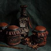 Для дома и интерьера ручной работы. Ярмарка Мастеров - ручная работа Сосуды для специй. Handmade.