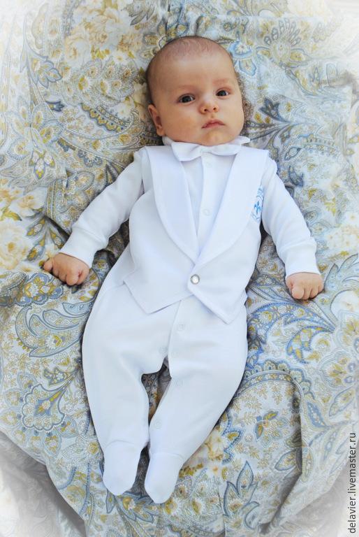 костюмчики на выписку для новорожденных фото