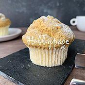 Материалы для творчества handmade. Livemaster - original item Silicone shape cupcake mouthwatering. Handmade.