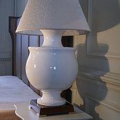 Для дома и интерьера handmade. Livemaster - original item Table lamp. Handmade.