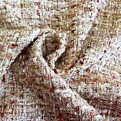 """Ткани ручной работы. Ярмарка Мастеров - ручная работа Ткань Chanel """"Мерцание золота"""". Handmade."""