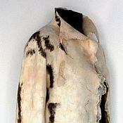 """Одежда ручной работы. Ярмарка Мастеров - ручная работа Жакет """"Крем Брюлле"""". Handmade."""