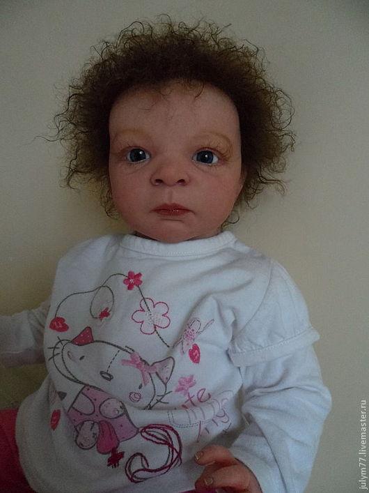 """Куклы-младенцы и reborn ручной работы. Ярмарка Мастеров - ручная работа. Купить Кукла реборн """"Эмма"""". Handmade. Бежевый"""