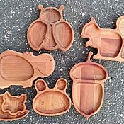 Работы для детей, handmade. Livemaster - original item Children`s wooden utensils. Handmade.