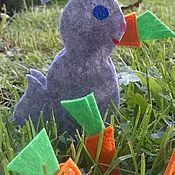 Куклы и игрушки ручной работы. Ярмарка Мастеров - ручная работа Голодный зайчик. Handmade.