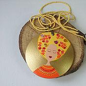 Pendants handmade. Livemaster - original item Pendant pendant Happiness. Handmade.