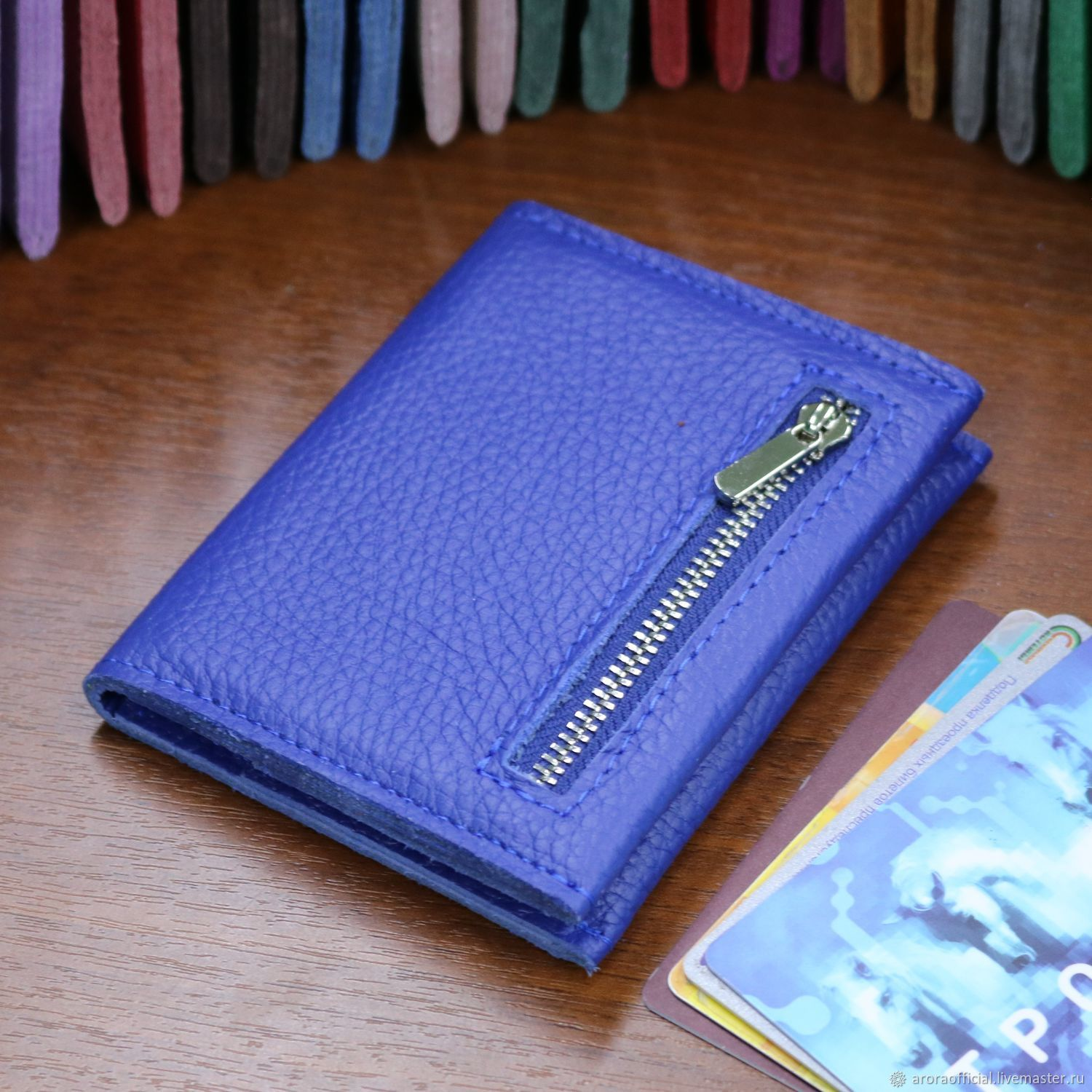 Holder wallet on a magnet, Cardholder, Moscow,  Фото №1