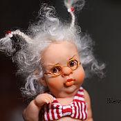 """Куклы и пупсы ручной работы. Ярмарка Мастеров - ручная работа """"Булочка"""". Handmade."""