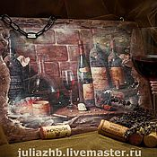 Картины и панно handmade. Livemaster - original item Mural