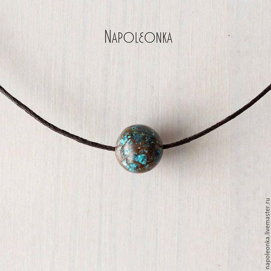 хризоколла, натуральная хризоколла, браслет из хризоколлы, браслет с хризоколлой, браслет-оберег, браслет для мужчин, мужской браслет, браслет на каждый день, магазин украшений, украшения в Москве