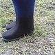 Обувь ручной работы. Сапоги валяные.. Шерстинка (okravchuk). Ярмарка Мастеров. Валенки ручной работы, сапоги женские валеные