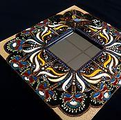 Для дома и интерьера ручной работы. Ярмарка Мастеров - ручная работа Зеркало интерьерное Вird. Handmade.