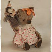 Куклы и игрушки ручной работы. Ярмарка Мастеров - ручная работа Моя мартышка..... Handmade.