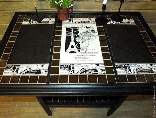 """Мебель ручной работы. Ярмарка Мастеров - ручная работа. Купить Стол """"Коко Шанель"""". Handmade. Столик, консоль, дубовый стол"""