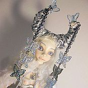 Шарнирная кукла ручной работы. Ярмарка Мастеров - ручная работа Шарнирная кукла Дейнерис. Handmade.