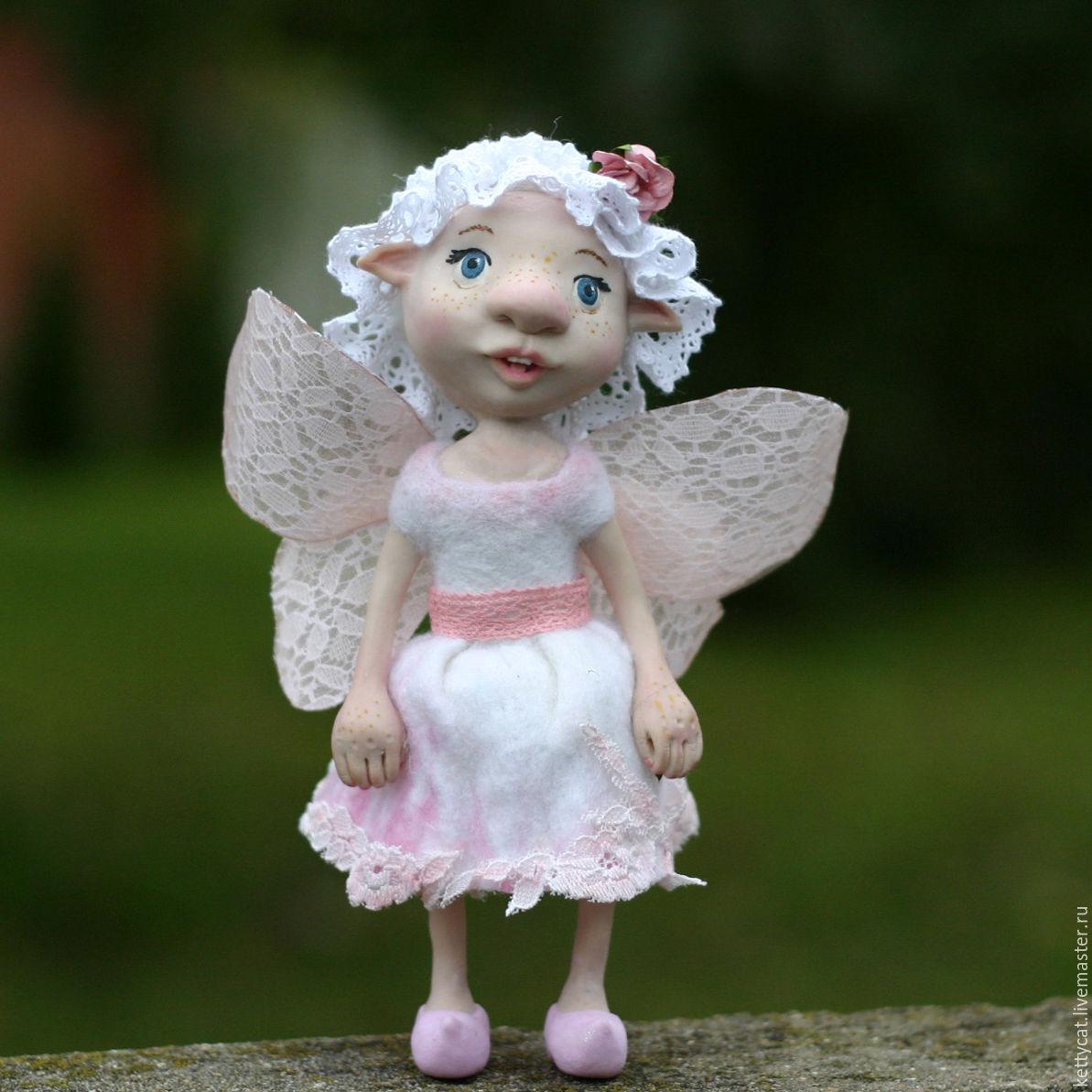 Куклы эльфы своими руками из глины фото 987