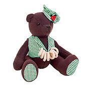 Куклы и игрушки ручной работы. Ярмарка Мастеров - ручная работа Мишка Потапыч. Handmade.