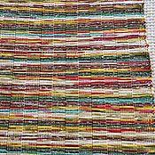 Для дома и интерьера ручной работы. Ярмарка Мастеров - ручная работа Половик ручного ткачества (№ 141). Handmade.