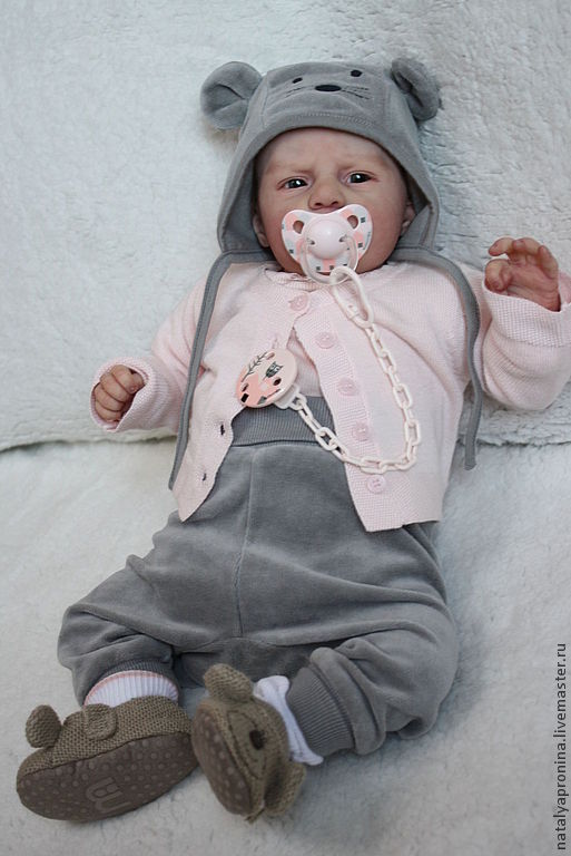 Куклы-младенцы и reborn ручной работы. Ярмарка Мастеров - ручная работа. Купить Кукла реборн Ангел. Handmade. Кукла, мохер